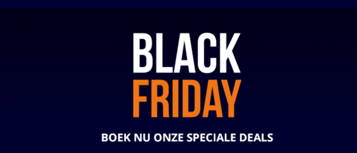 In Volle Vaart Naar Black Friday!
